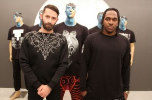 """Pusha T Launches """"County of Pusha"""" Capsule Edition Online (Photos)"""