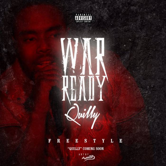 Quilly - War Ready Freestyle