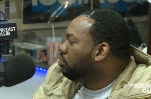 Raekwon Returns To Power 105.1's The Breakfast Club To Talk F.I.L.A., Wu-Tang & More (Video)