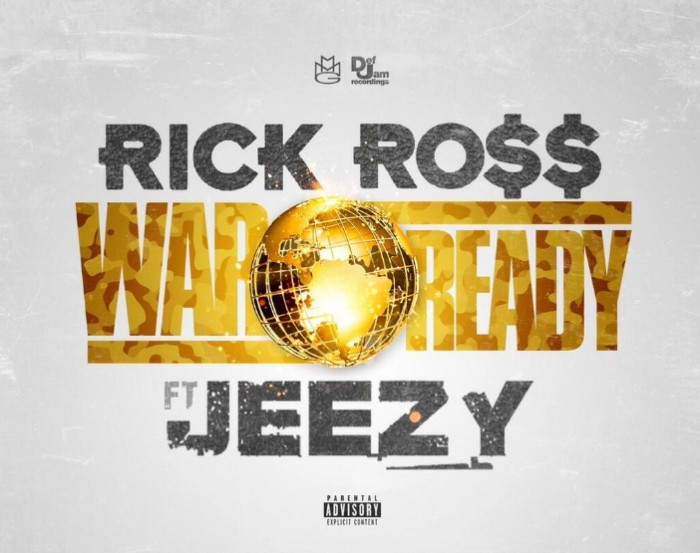 rick-ross-jeezy-war-ready-cover-1 Rick Ross – War Ready ft. Jeezy (Prod. by Mike Will Made It)