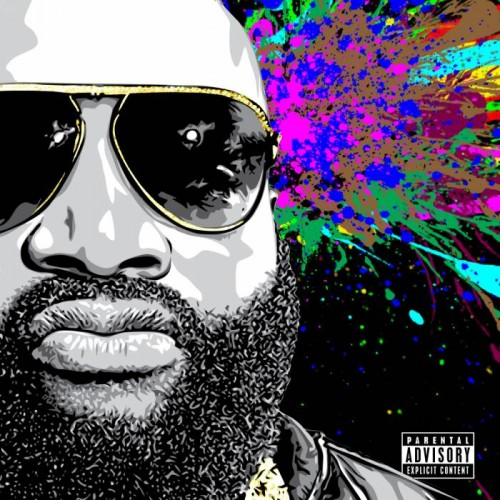 rick-ross-mastermind-deluxe-1-500x500 Rick Ross x Kanye West x Big Sean - Sanctified (Prod. by Kanye West)