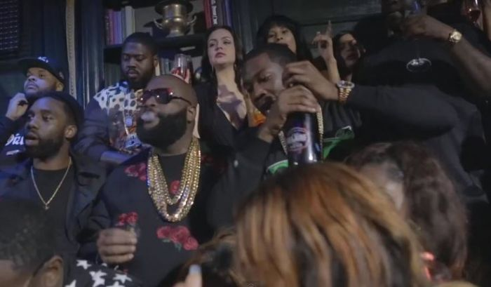 rickrossmeekmillindc Rick Ross Brings Out Meek Mill In Washington, DC (Video)