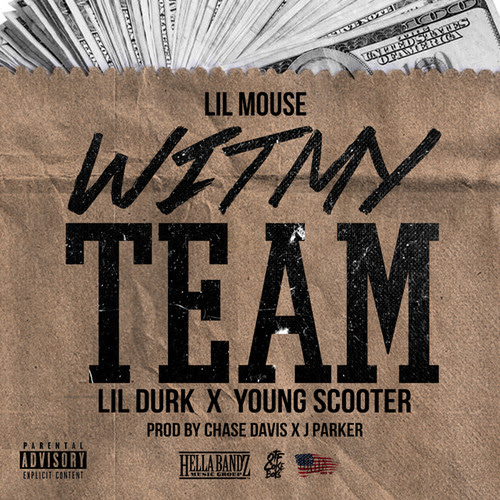 sq6qcH4 Lil Mouse – Wit My Team (Remix) ft. Young Scooter & Lil Durk