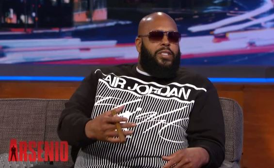 sugeknightonarseniohall Suge Knight Talks His Recent Pot Shop Altercation, Bow Wow & More On Arsenio Hall (Video)