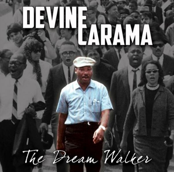 thedreamwalkerEP Devine Carama - The Dream Walker (FreEP)