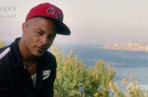 T.I. On Showtime's House Of Lies (Video)
