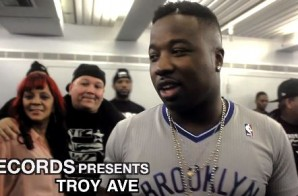Troy Ave – Apollo Theater (Vlog)
