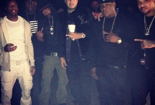French Montana, Chinx Drugz, & Jadakiss Released From Jail