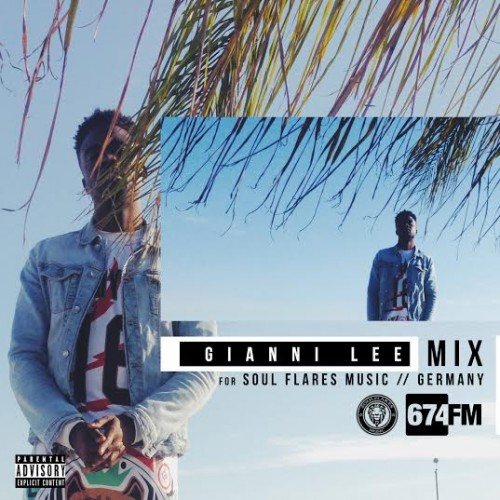unnamed 17 500x500 Gianni Lee   Soulflares Music 674FM in Germany Mix (Mixtape)