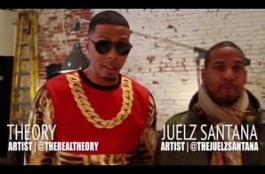 Theory x Juelz Santana – Ain't Nobody feat. Juelz Santana (Behind The Scene) (Video)