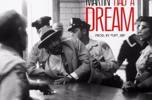 Pook Paperz – Martin Had A Dream