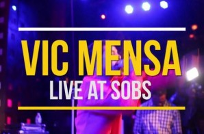 Vic Mensa – Live At SOBs (Video)