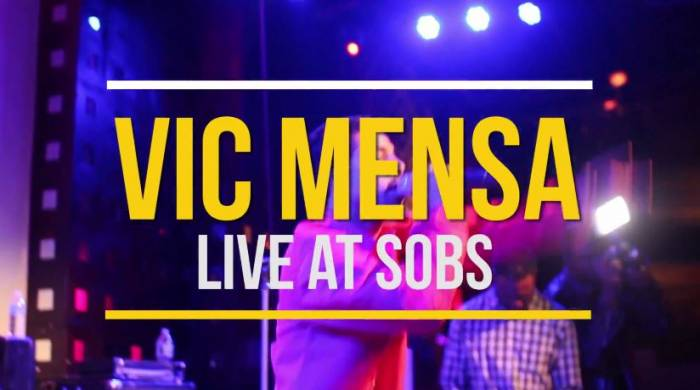 vicmensaliveatsobs Vic Mensa – Live At SOBs (Video)