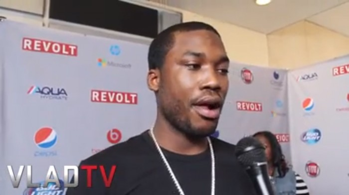 vladtv-1 Meek Mill Says He's 70 Percent Done With His New Album