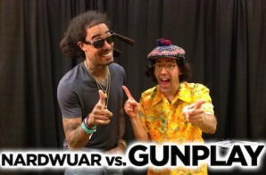 Gunplay Vs. Nardwuar (Video)