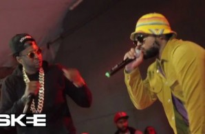 2 Chainz Brings Out Schoolboy Q At SXSW 2014 (Video)