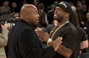 50 Cent Addresses his Relationship with Steve Stoute (Video)