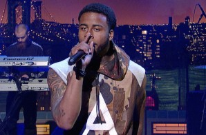 Sage The Gemini & Iamsu! – Gas Pedal (Live On David Letterman) (Video)