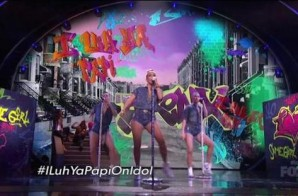 Jennifer Lopez & French Montana – I Luh Ya Papi (Live On American Idol) (Video)