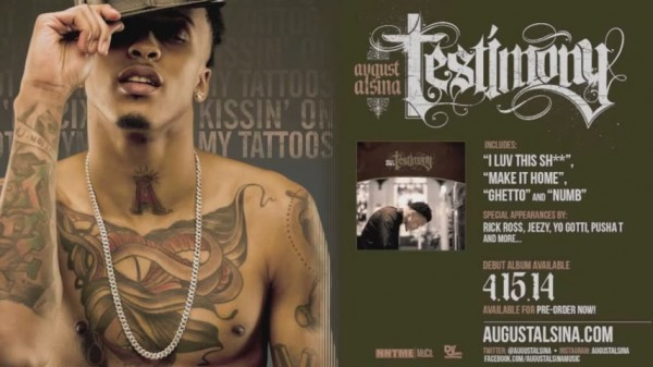 AugustAlsinaKissinTattoos-600x337 August Alsina – Kissin' On My Tattoos