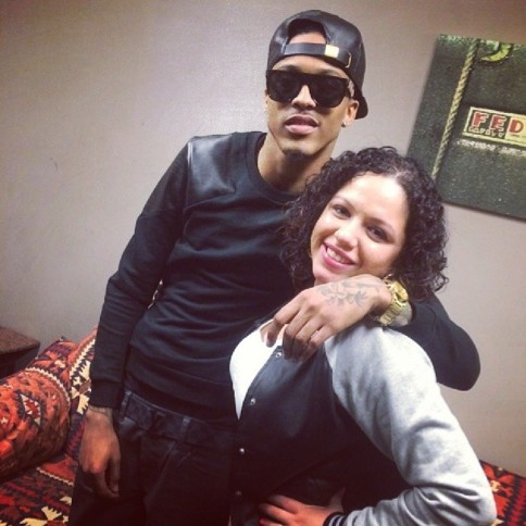 August Alsina Mina SayWhat 1 August Alsina Talks Gold Plaque, Fabolous, & More With Mina SayWhat (Video)