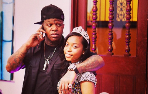 Birdman_Bria_Sweet_16 Birdman Gives Daughter A Mercedes G-Wagon For Her Sweet 16 (Photo)