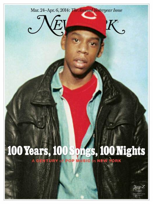 BjgopixCUAAp8kV Jay Z Lands On The Cover Of New York Magazine's Annual Yesteryear Issue (2014)