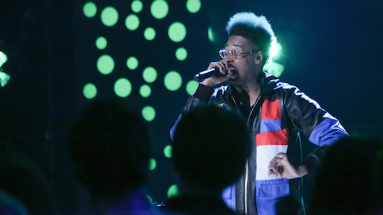 BmQDHu6 Danny Brown   Dip (Live On Arsenio Hall) (Video)