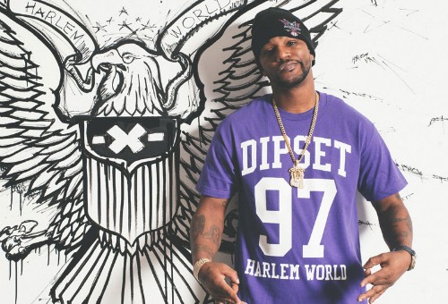 Cam'Ron On Dipset USA Clothing Release (Video)