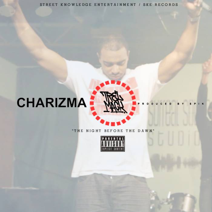 Charizma Single Cover Trel Mack   Charizma