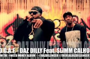 Daz Dillinger –  I.D.G.A.F. Ft. Slimm Calhoun (Video)