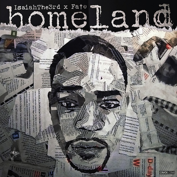 Homeland IsaiahThe3rd   Criminology Of The 3rd (prod. Fa†e)