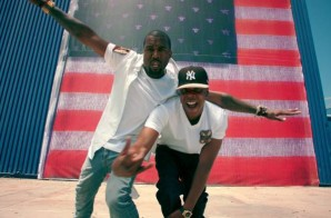 Kanye West Partners Up With Roc Nation