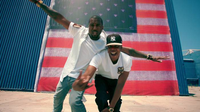Kanye-West-Jay-Z Kanye West Partners Up With Roc Nation