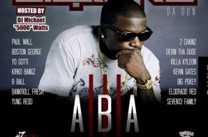 Lil Keke – A.B.A. 3 (Mixtape) (Hosted by Michael Watts)