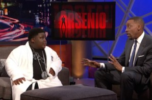 Lil TerRio Talks Weight, Money, Fame, & New Dance With Arsenio Hall (Video)