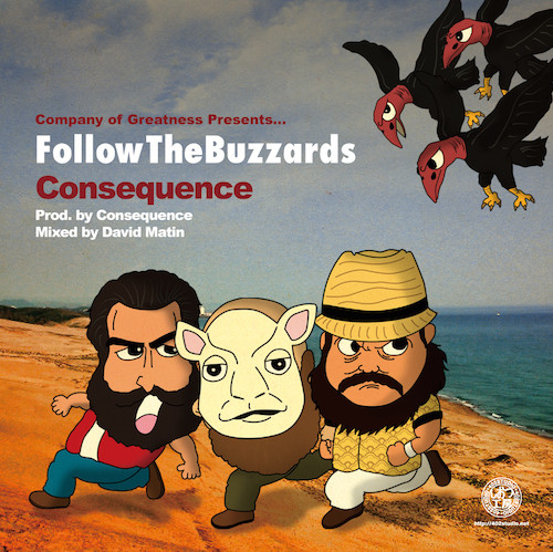 MDRRwbU Consequence – Follow The Buzzards