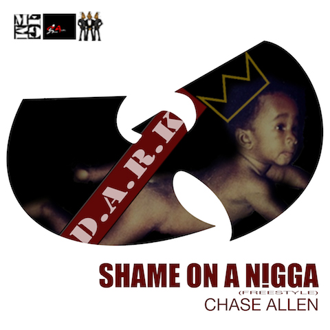 MFM_03.03 Chase Allen - Shame On A Nigga (Freestyle)