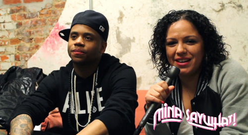 Mack_Wilds_Mina_SayWhat Mack Wilds On Next Album, Upcoming Mixtape, Sevyn,  & More With Mina SayWhat (Video)