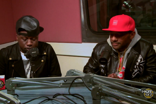 Mobb_Deep_Late_Night_With_Rosenberg Mobb Deep Talk New Album, Disagreements, & More On Real Late With Rosenberg (Video)