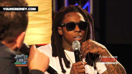 P2Ko9qH Lil Wayne – Weezy Wednesdays (Episode 5) (Video)
