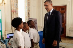 "President Obama Begins ""My Brother's Keeper"" Initiative (Video)"