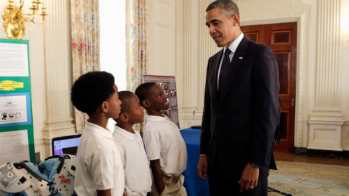 "President_Obama_My_Brothers_Keeper President Obama Begins ""My Brother's Keeper"" Initiative (Video)"