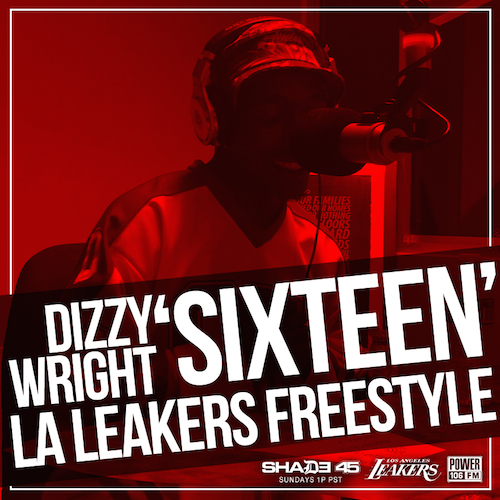 QdjFQmN Dizzy Wright – LA Leakers Freestyle (Video)