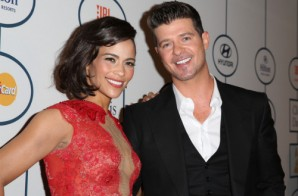 Robin Thicke Dedicates Lost Without U To Paula Patton In Virginia  (Video)