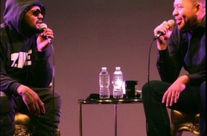 ScHoolboy Q Talks His Role In TDE, His Name, Gangsta Rap & More During CRWN Pt. 1 (Video)