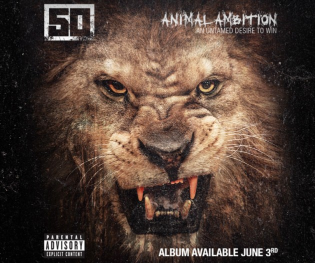 Screen Shot 2014 03 11 at 8.42.17 PM 630x527 1 50 Cent   Animal Ambition (Album Cover & Tracklist)