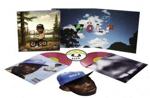 Tyler, The Creator celebrates Wolf LP One-Year Anniversary with Vinyl Set