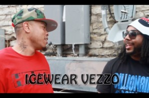 "Icewear Vezzo Talks his upcoming project ""Clarity 3"", Detroit's hip-hop scene, WalkLikeUs & More (Video)"