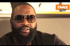 Rick Ross Reveals Puff Daddy's Album Title (Video)